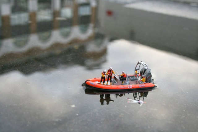 Little People Project - Slinkachu