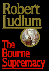 The Bourne Supremacy(1986) - Robert Ludlum