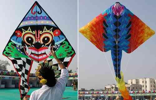Pairing Kite