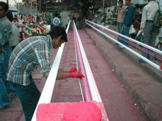 Making of Manja